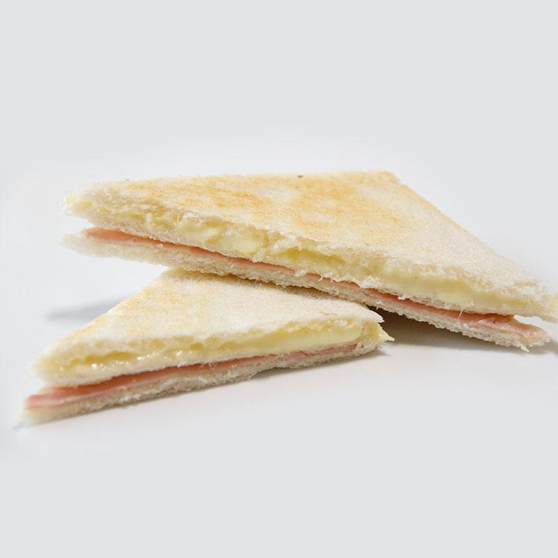 Sandwich Blanco de Miga Tostado